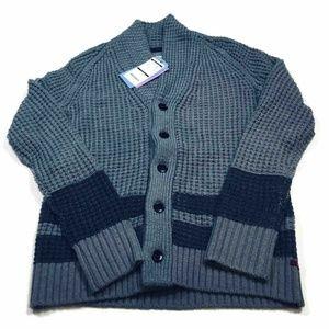 Banana Republic Heritage Mens Cardigan Sweater